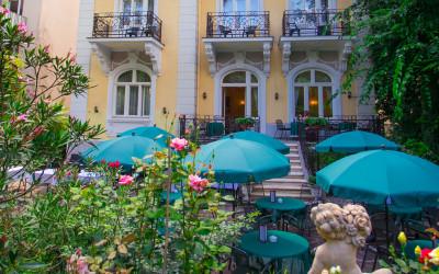 Hotelassistentin bei Hotel Park Villa