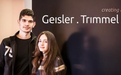 Lehre zur/m bautechnischen ZeichnerIn bei Geisler & Trimmel